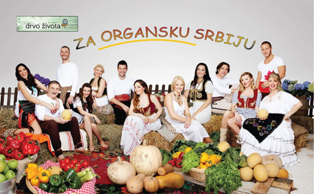 For Organic Serbia!